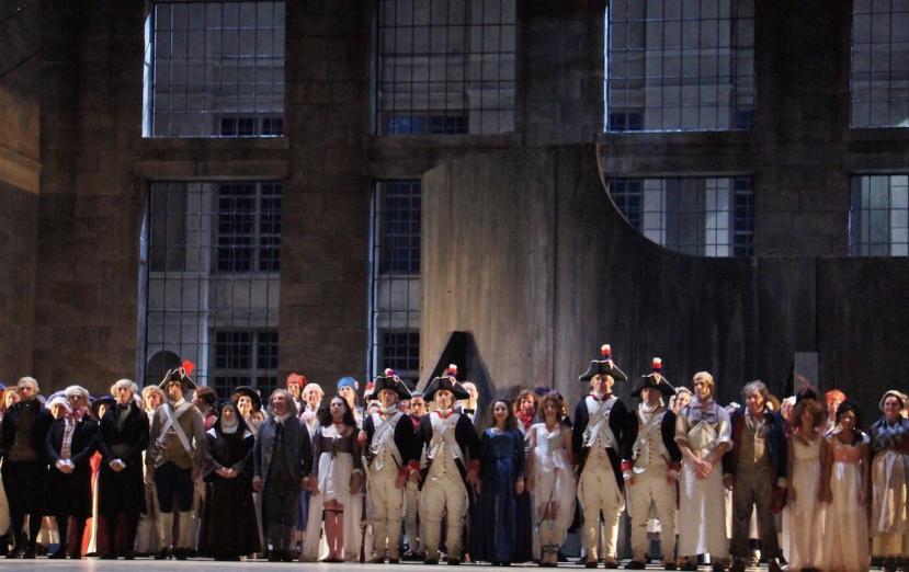 Andrea Chenier 2015 Royal Opera