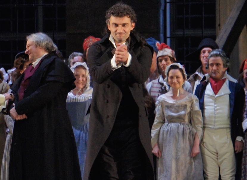 Andrea Chenier 2015 Royal Opera  Kaufmann