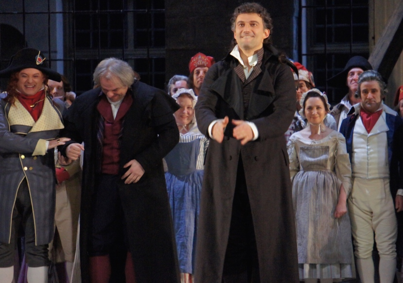 Andrea Chenier 2015 Royal Opera, Kaufmann
