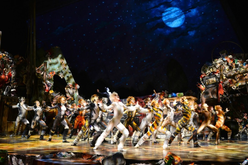 Cats, London Palladium, Jellicle Ball