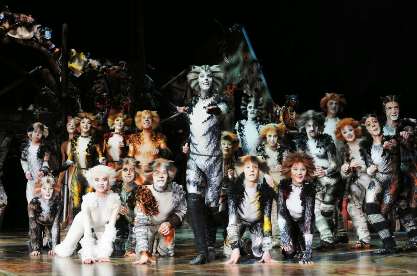 Cats, London Palladium, west end