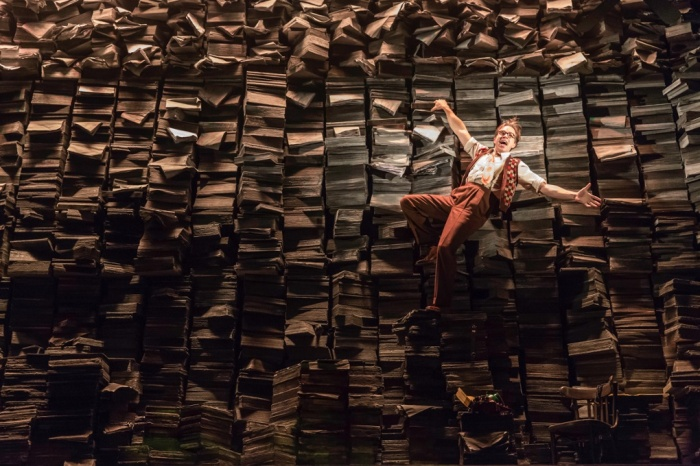 City of Angels, Donmar Warehouse, Hadley Fraser
