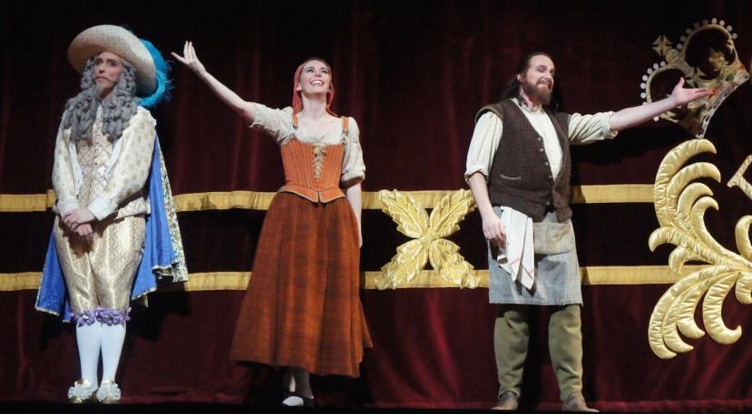 Don Quixote, Royal Ballet 2015