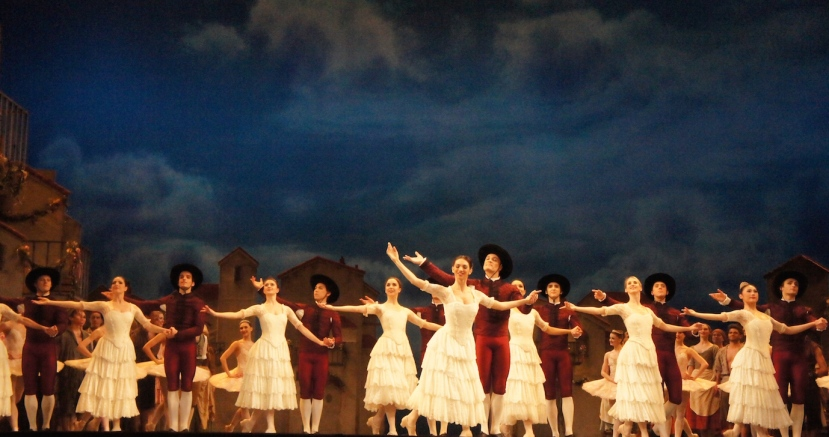 Don Quixote, Royal Ballet 2015