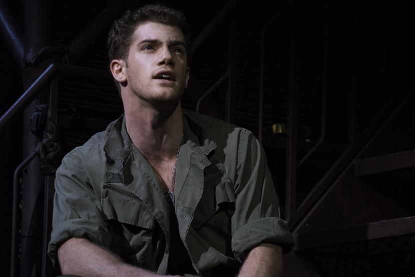 Miss Saigon, Alistair Brammer as Chris