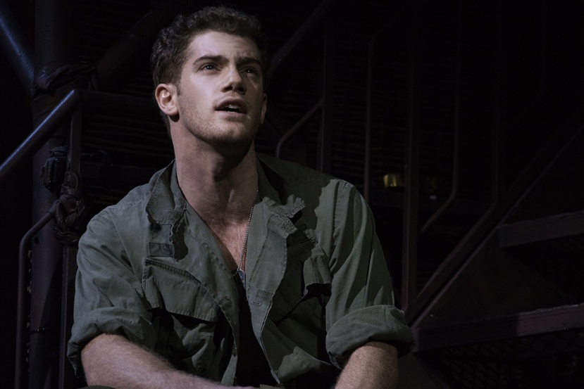 Miss Saigon, Alistair Brammer as Chris
