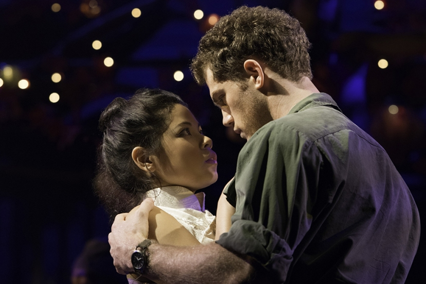 Miss Saigon, Eva Noblezada, Alistair Brammer