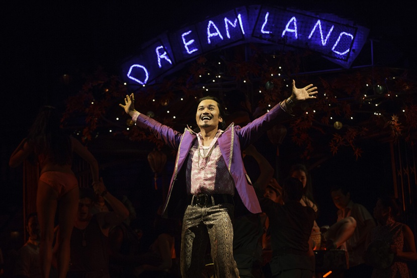 Miss Saigon, Jon Jon Briones as The Engineer