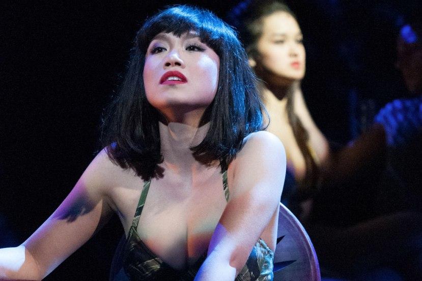 Miss Saigon, Rachel Ann Go as Gigi