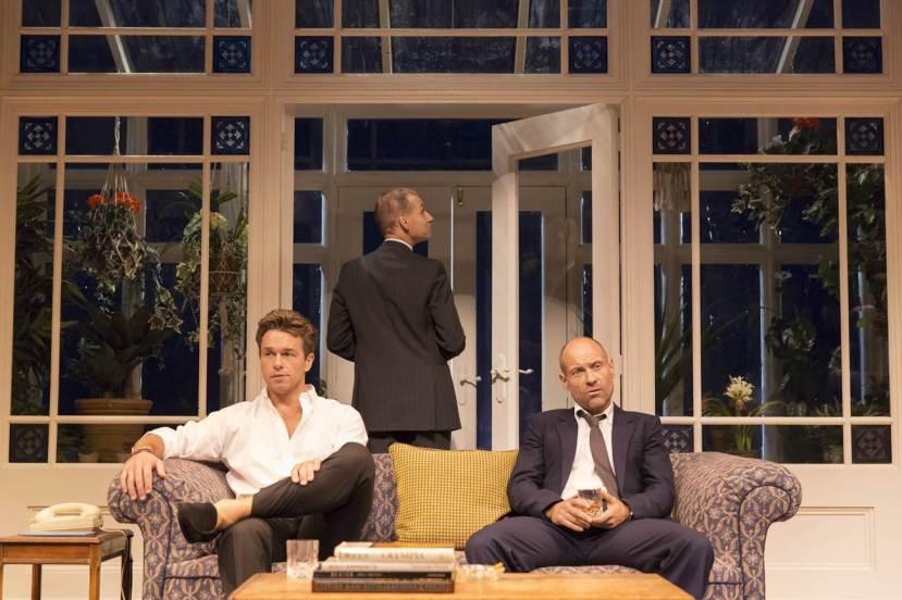 My Night With Reg_Julian Ovenden, Richard Cant, Matt Bardock