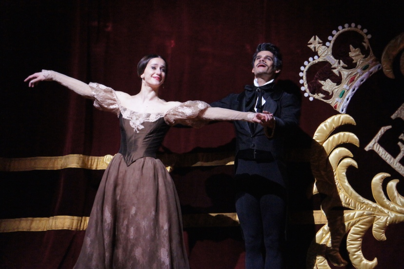 Onegin, Royal Ballet, Soares, Nunez