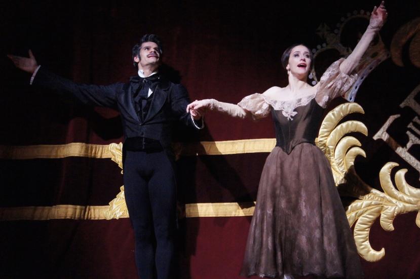 Onegin, Royal Ballet, Soares, Nunez