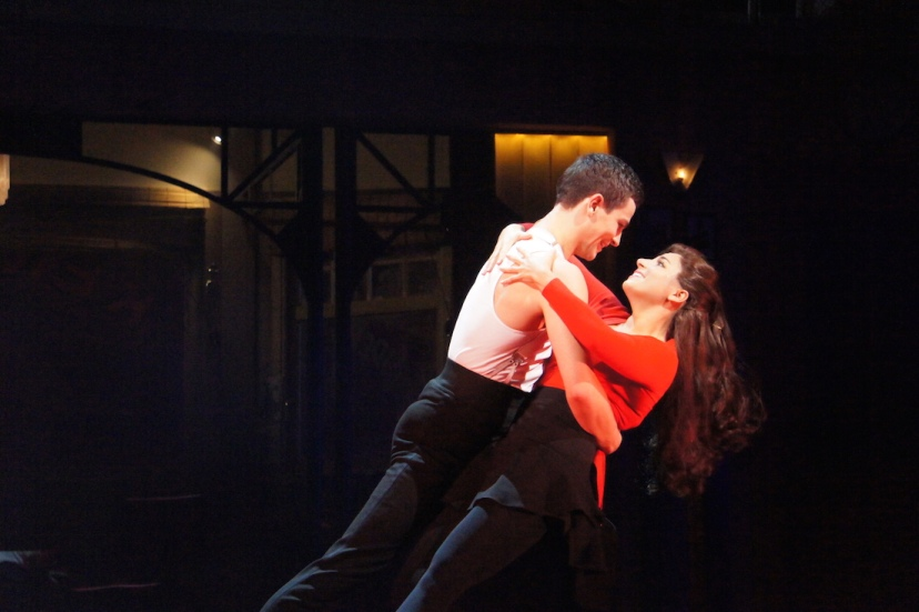 Strictly Ballroom the musical Melbourne