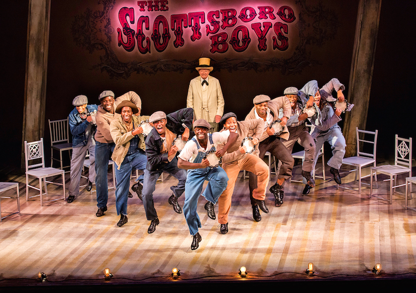 The Scottsboro Boys Company London