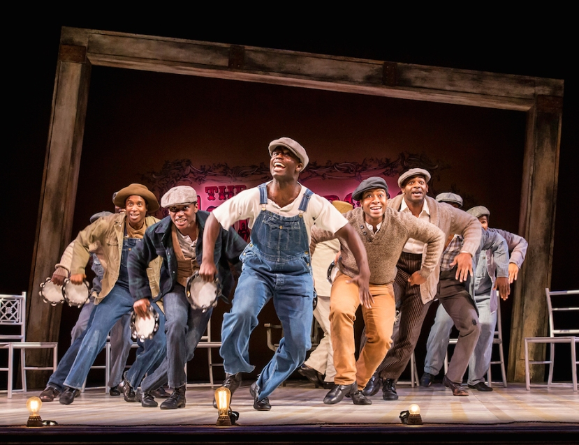 The Scottsboro Boys London Company