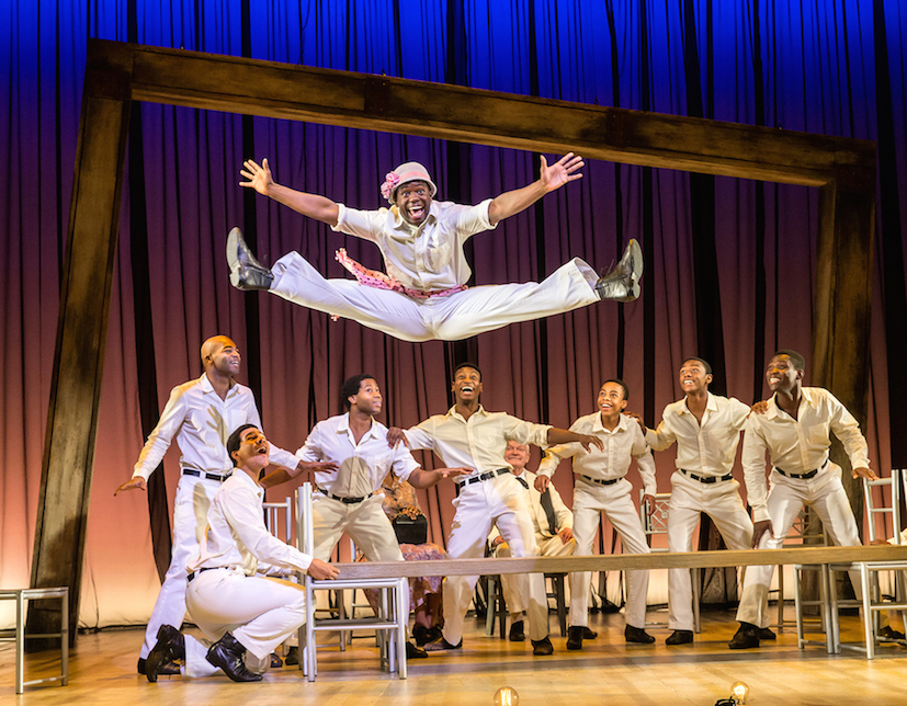 The Scottsboro Boys, London, James T Lane