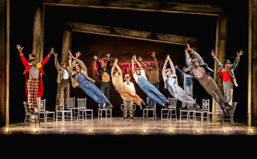 The Scottsboro Boys, London