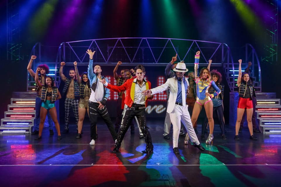 Thriller Live Review Melbourne Simon Parris Man In Chair