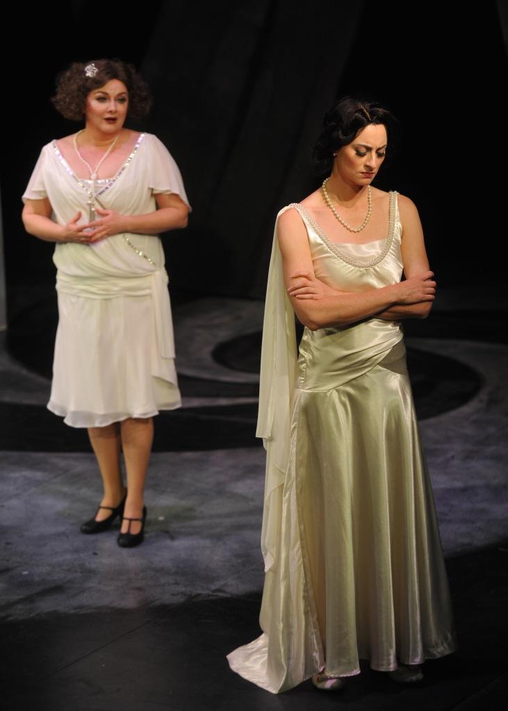 Der Freischütz, Melbourne Opera, Andrea Creighton, Sally Wilson