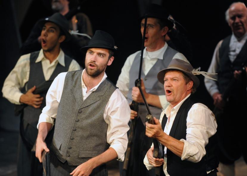 Der Freischütz, Melbourne Opera, Chorus of Marksmen