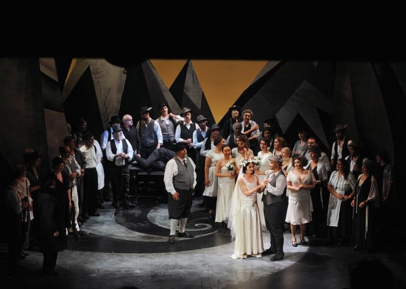 Der Freischütz, Melbourne Opera, Full Cast