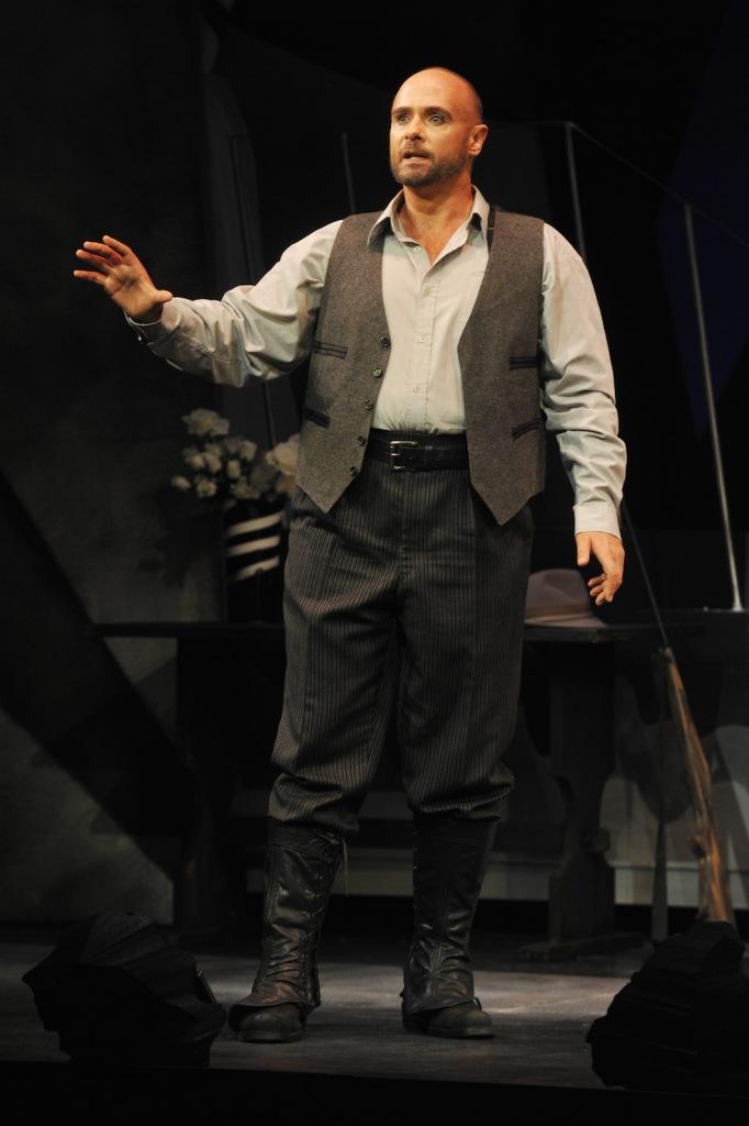 Der Freischütz, Melbourne Opera, Jason Wasley