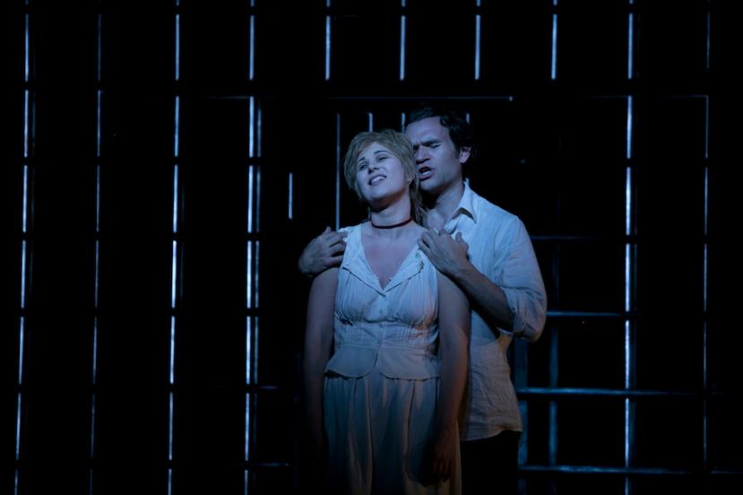 Faust Opera Australia, Nicole Car (Marguerite) & Michael Fabiano (Faust)