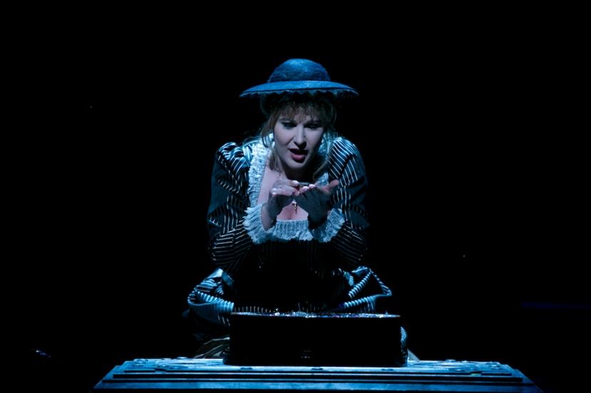 Faust Opera Australia, Nicole Car (Marguerite)