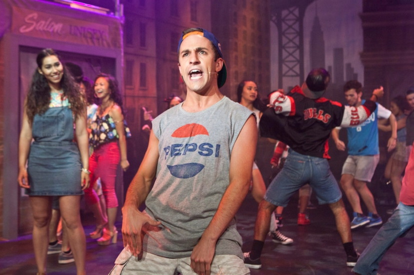In The Heights 2015 Melbourne, Andrew Doyle, company