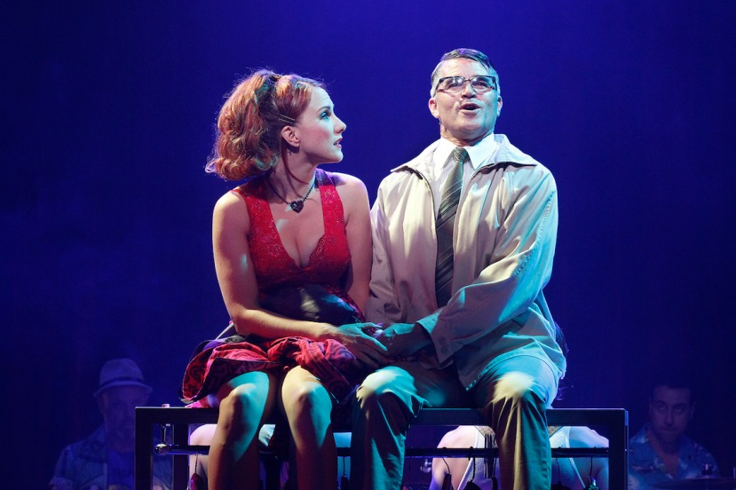 Sweet Charity 2015 Verity Hunt-Ballard, Martin Crewes