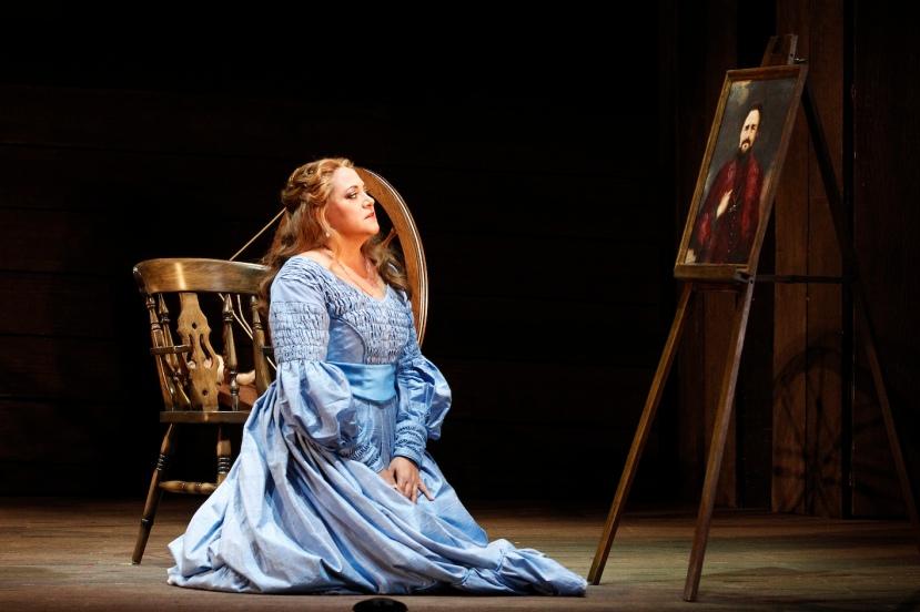 The Flying Dutchman, Victorian Opera, Lori Phillips