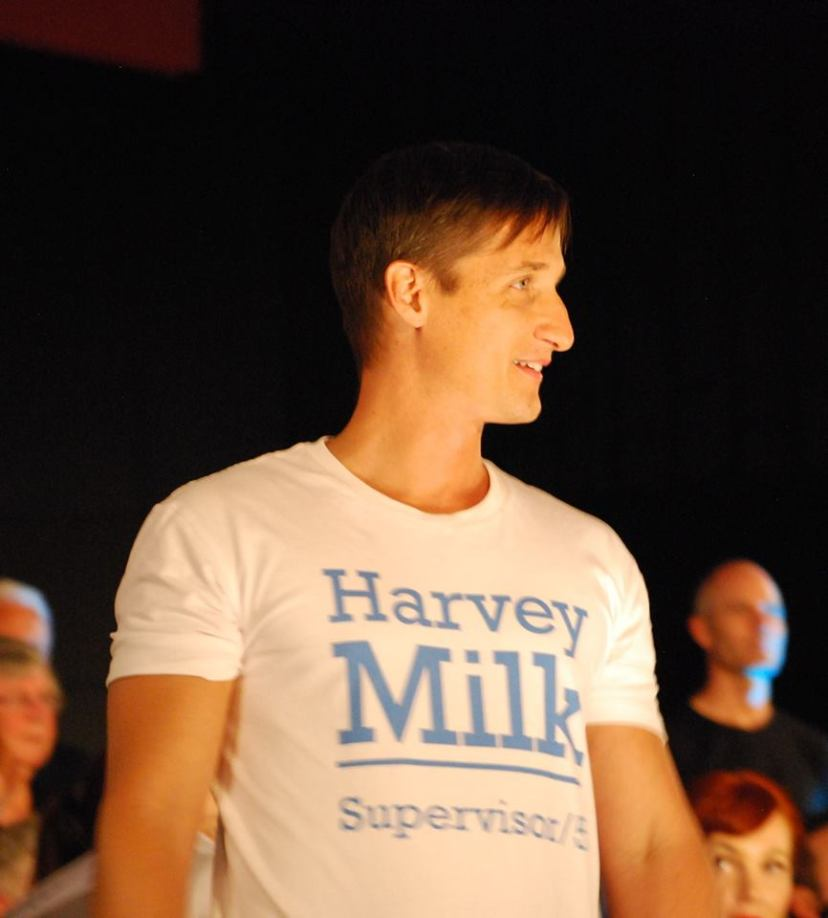 Tod Strike, Harvey Milk the Opera
