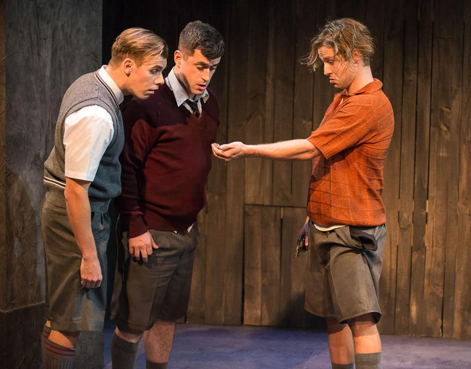 drama coursework theatre review