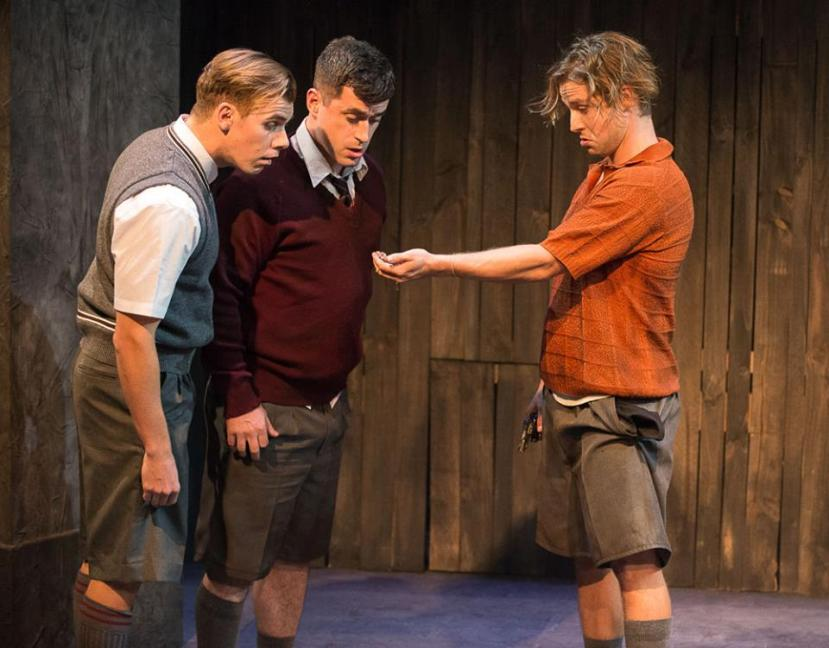 Blood Brothers, Hayes Theatre, Blake Dowden, Bobby Fox, Jamie Kristian