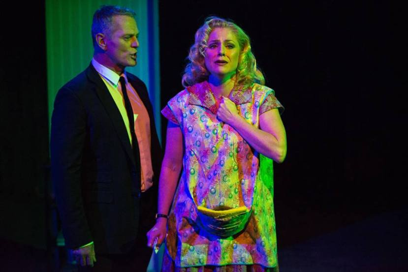 Blood Brothers, Hayes Theatre, Michael Cormick, Helen Dallimore