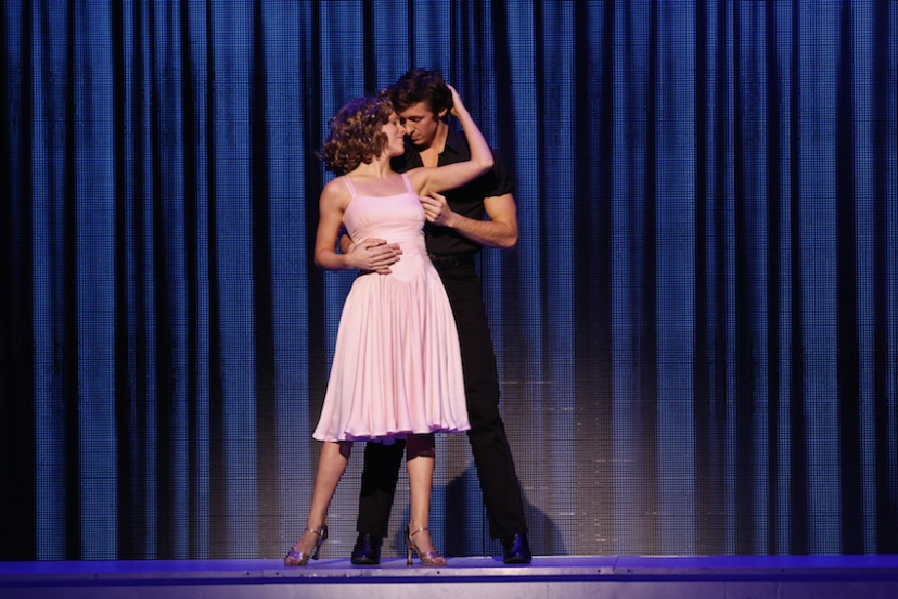 Dirty Dancing musical 2015 Australia, Kirby Burgess (Baby), Kurt Phelan (Johnny) 'Final Scene 1'