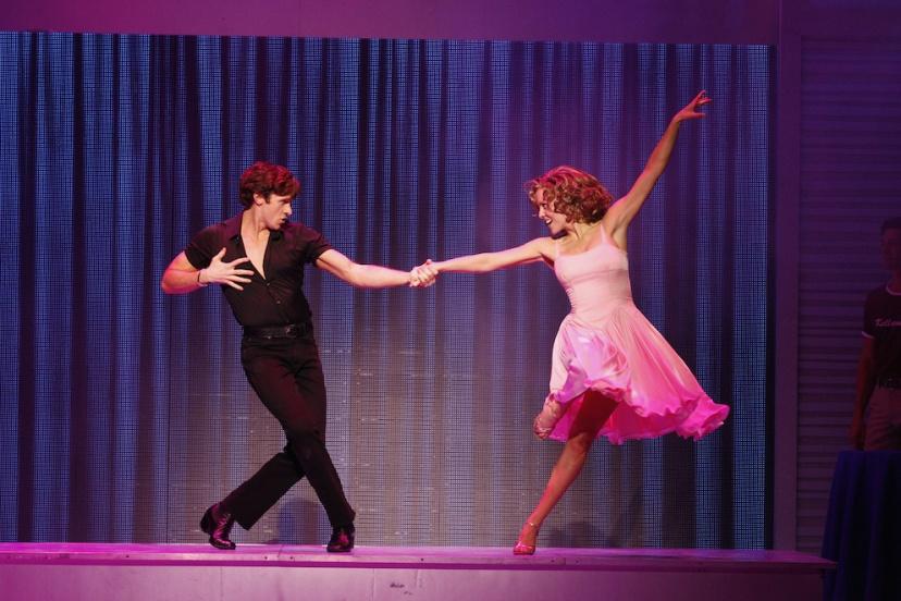 Dirty Dancing musical 2015 Australia, Kirby Burgess (Baby), Kurt Phelan (Johnny) 'Final Scene 2'