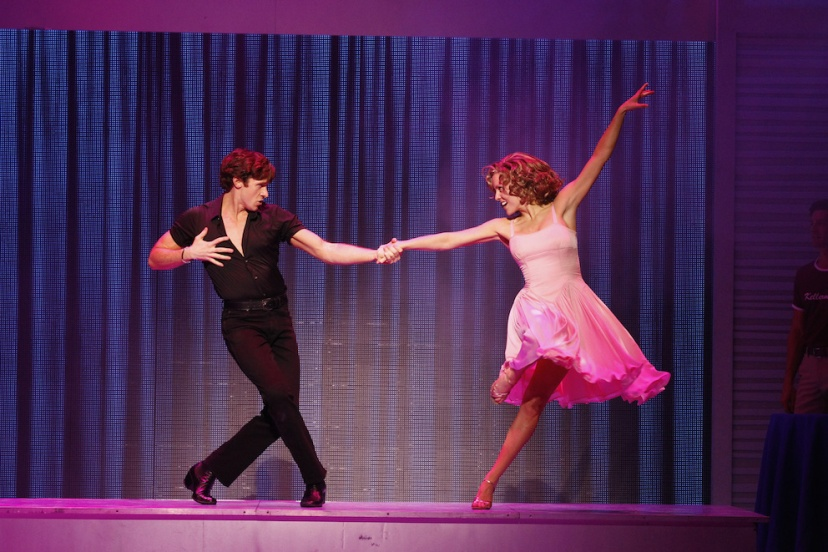 Dirty Dancing musical 2015 Australia, Kirby Burgess (Baby), Kurt Phelan (Johnny) 'Final Scene 2'