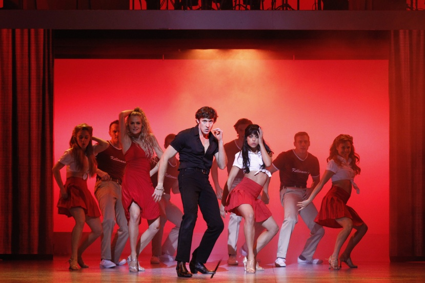 Dirty Dancing musical 2015 Australia, Kurt Phelan (Johnny), Ensemble 'Final Scene'
