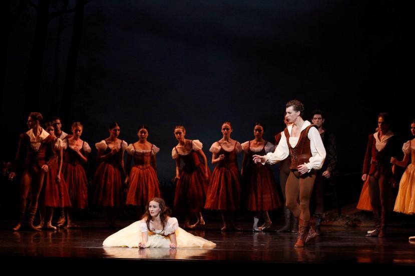 Giselle 2015 The Australian Ballet, Madeleine Eastoe, Kevin Jackson