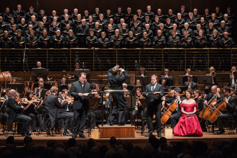 MSO 2015 The Damnation of Faust, Bryn Terfel, Sir Andrew Davis, Andrew Staples, Renata Pokupic
