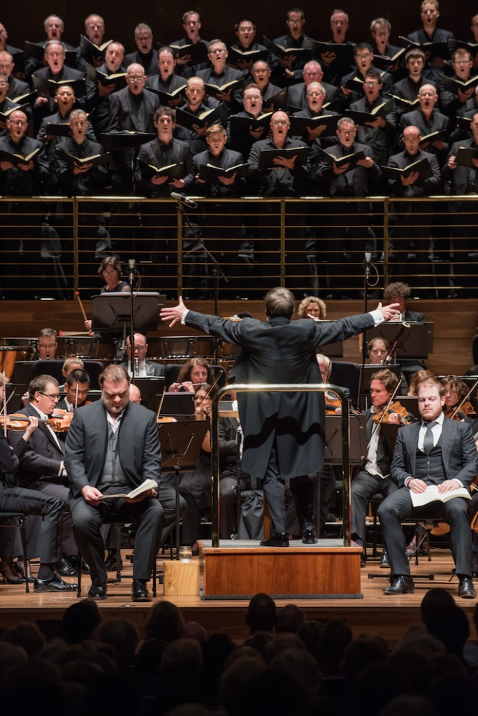 MSO 2015 The Damnation of Faust, Bryn Terfel, Sir Andrew Davis, Andrew Staples