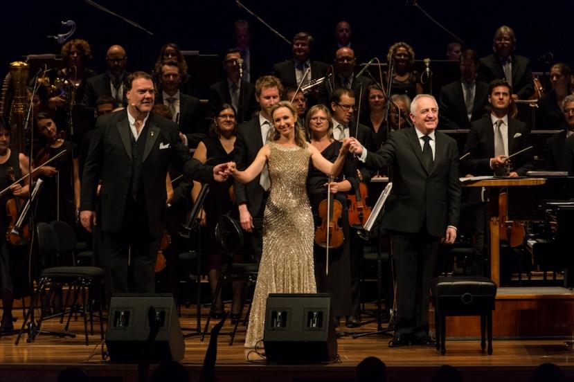 MSO Broadway Classics, Bryn Terfel, Lisa McCune