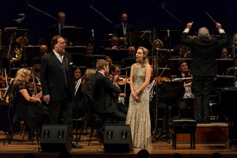 MSO Broadway Classics, Lisa McCune, Bryun Terfel