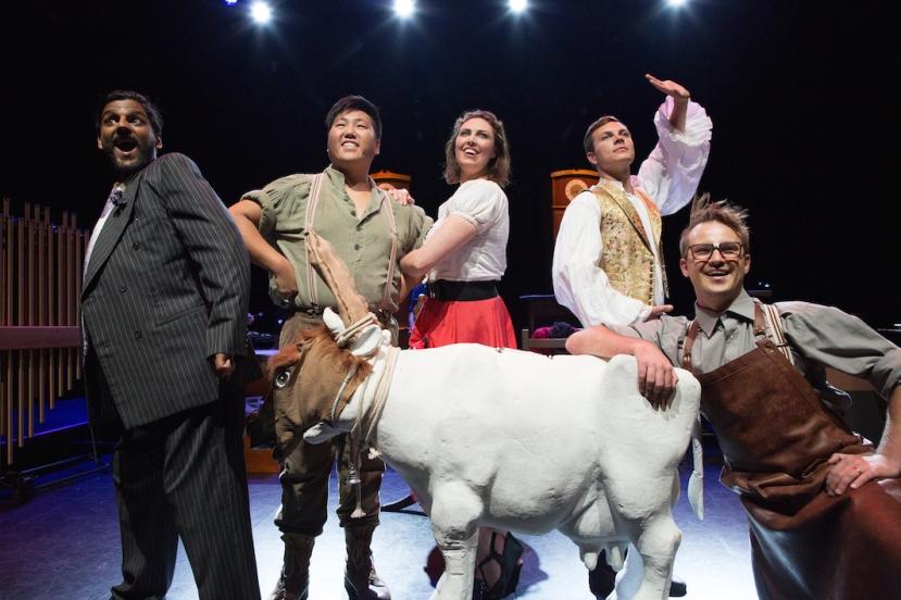 Spanish Time, Lyric Opera of Melbourne