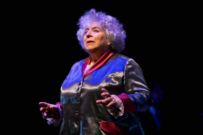 The Importance of Being Miriam Margolyes