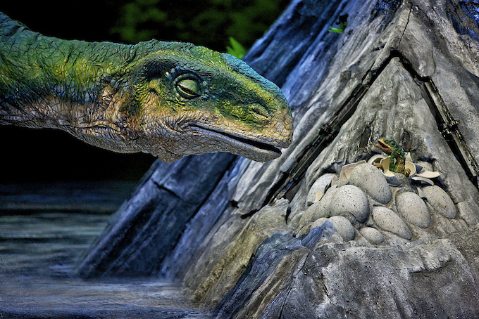 Walking with Dinosaurs Arena Spectacular, Plateosaurus