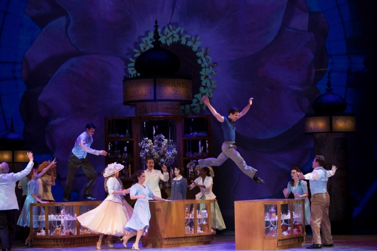 An American in Paris musical Broadway