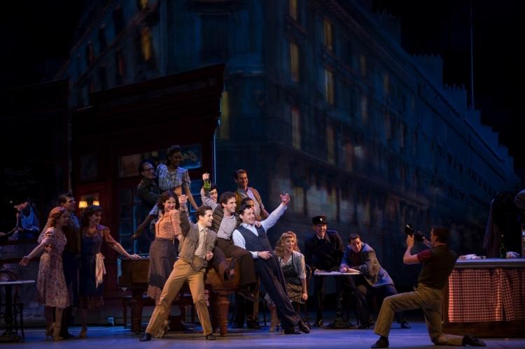 An American in Paris musical cast