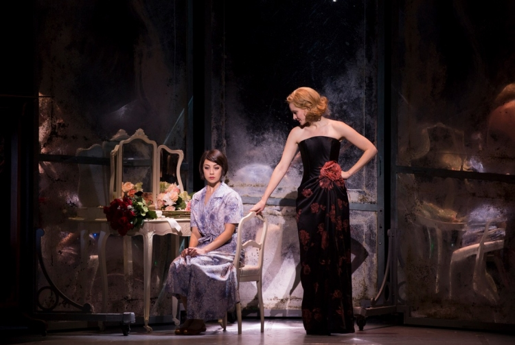 An American in Paris musical, Leanne Cope, Jill Paice